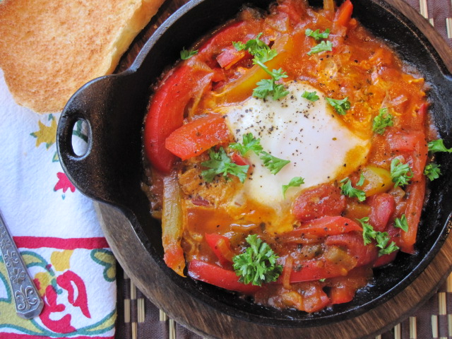 Stirring the Pot: Yotam Ottolenghi's Shakshuka