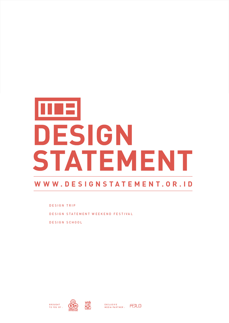 designer statements