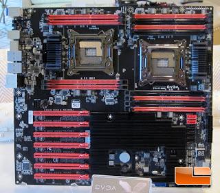 EVGA SR-X Dual Intel LGA2011