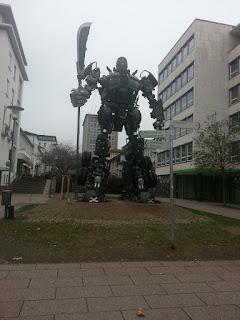 Kassel - Ausstellung - Alles unter dem Himmel, gehört allen -