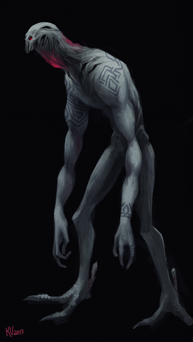 #alien #monster #bicep #sci-fi