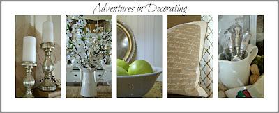 Adventures in Decorating