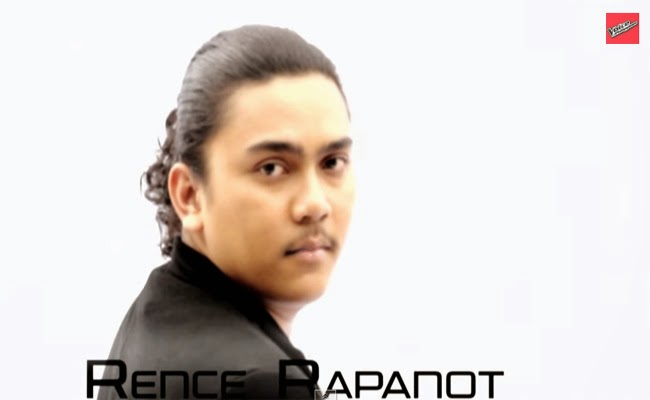 Team Bamboo: Rence Rapanot Performance and Story The Voice of the Philippines Season 2 February 14 2015