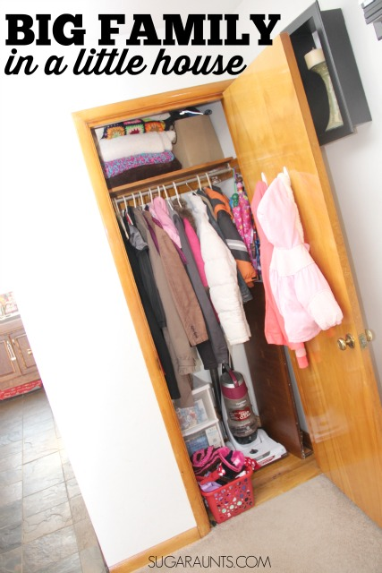 Closet Avalanches And Other Stories Of Big Families In