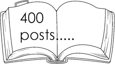 Milestones: 400th post + 500 followers on IG image