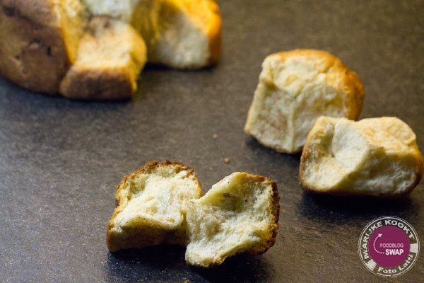Breekbrood als ontbijt