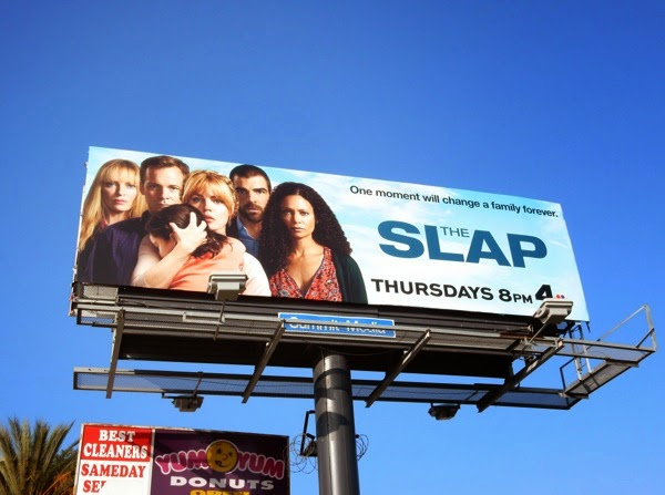 Slap series remake billboard