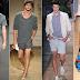 Shorts curto pra homem, você usaria?