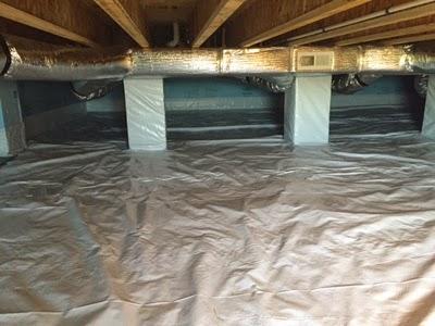 Crawl Space Conditioning Delmarva Spray Foam 302 752 1080