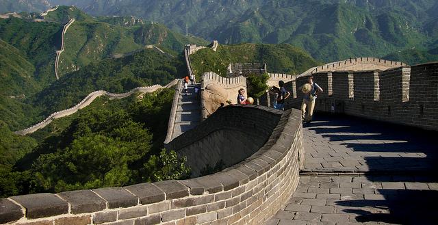 La caverna del mito se puede ver la gran muralla china for Q es la muralla china