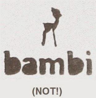 Bambi (NOT!).