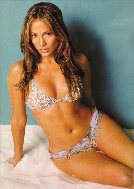 Jennifer Lopez Girl Bikini