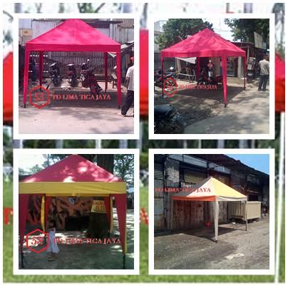 jual tenda promosi , gazebo , tenda jualan , cafe , pusat tenda bandung murah