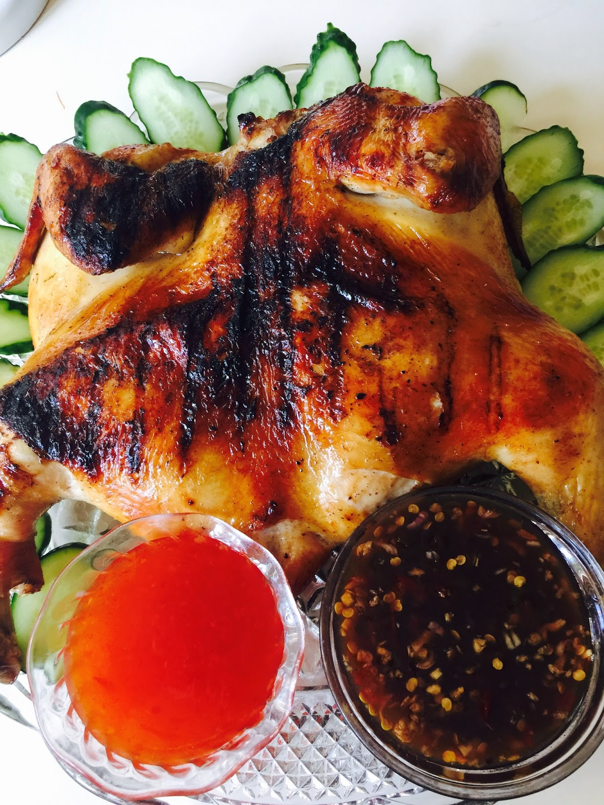 how to cook a whole chicken on the bbq