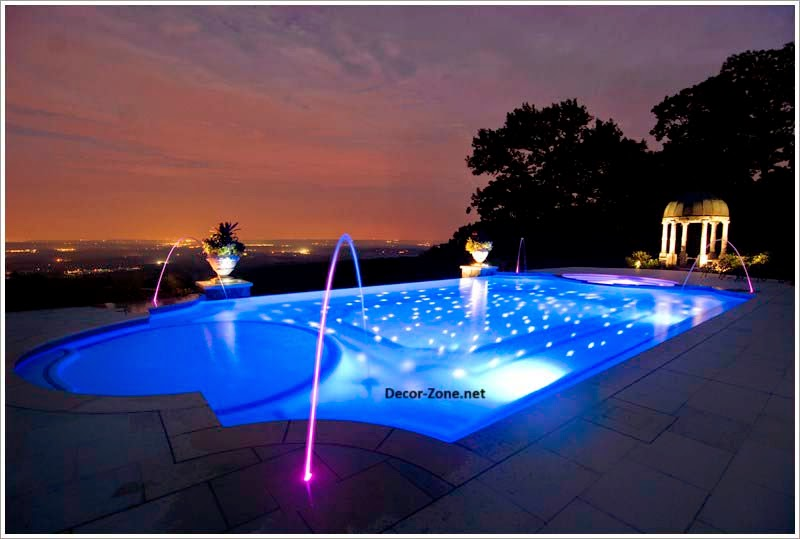 Pool Decorating Ideas outdoor pool decor ideas decor ideas backyard swimming pool design awesome outdoor room decoration on Swimming Pool Decorations Pool Lighting