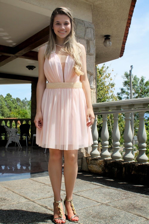 Sabor de Hortelã - Moda Festa BH - Vestido de Princesa - Blogueira