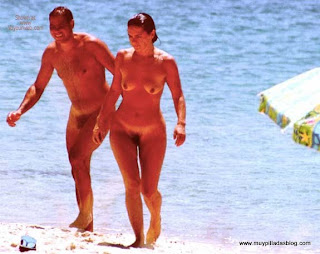 Pilladas playa chicas naked