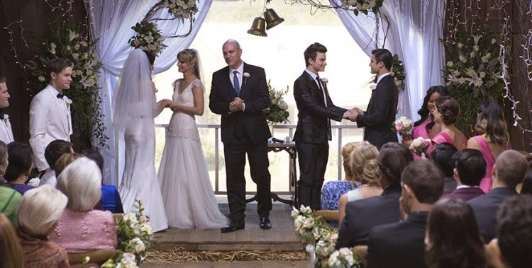 glee%2Bbrittana%2Band%2Bklaine%2Bwedding