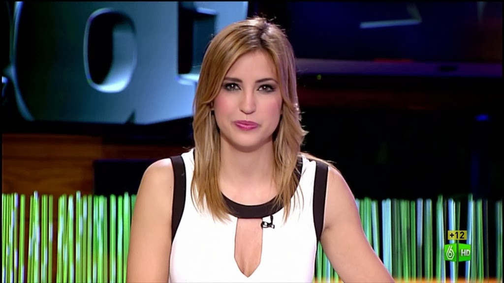SANDRA SABATES, EL INTERMEDIO (28.02.13)