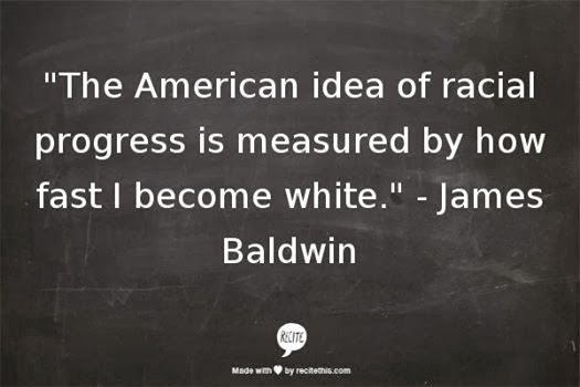 James Baldwin Quotes About Racism Quotesgram