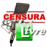 """Programa """"Censura Livre"""" - Rádio Aliança FM 98,7 - todos os sábados ao vivo das 18 às 20h"""