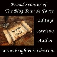 Official Blog Tour de Force Sponsor