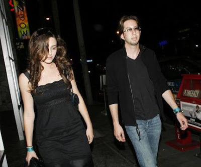 Emmy Rossum With Boyfriend Justin Siegel Latest Pictures 2013