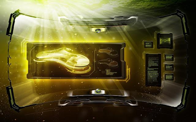Green Fantasy Alienage
