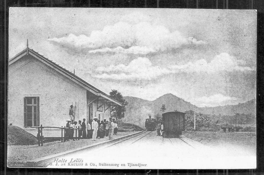 Stasiun Leles - Cianjur