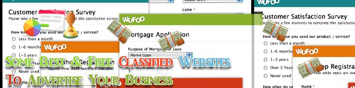 Free Classified Websites