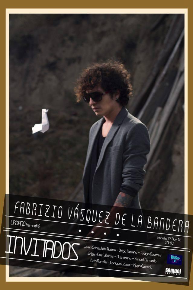 FABRIZIO VASQUEZ DE LA BANDERA