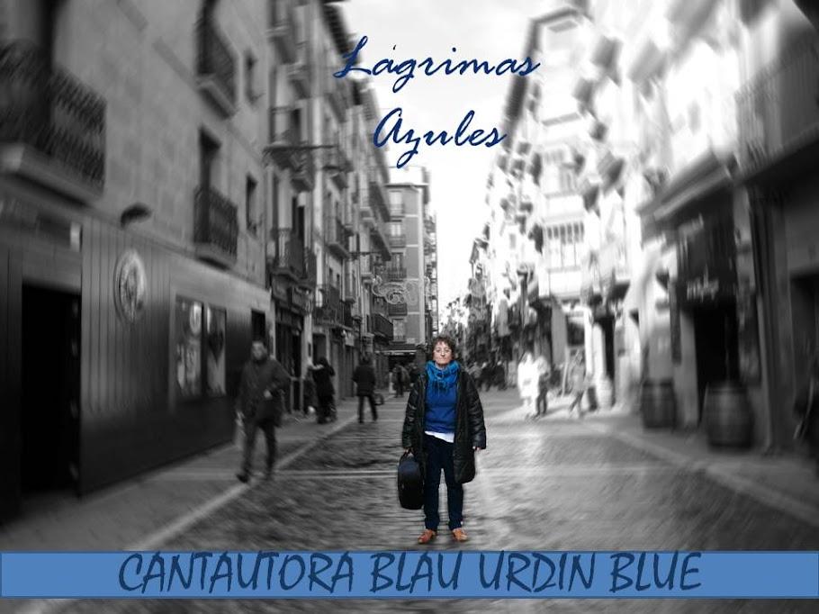 Blau Urdin Blue