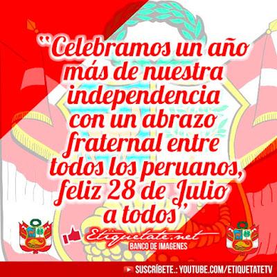 imagenes para colorear fiestas patrias peru