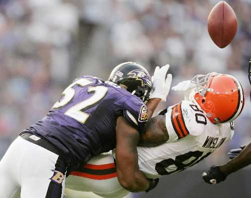 Court all star for this ravens hater ray lewis retirement evokes