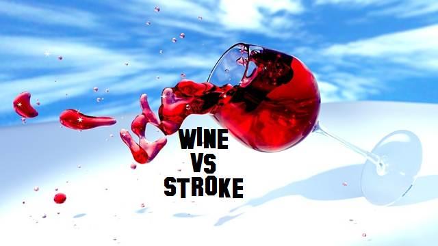 Apakah Wine Dapat Mencegah STROKE ?