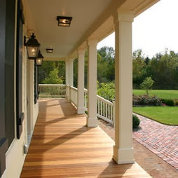 Sem interiors what 39 s next for Square porch columns