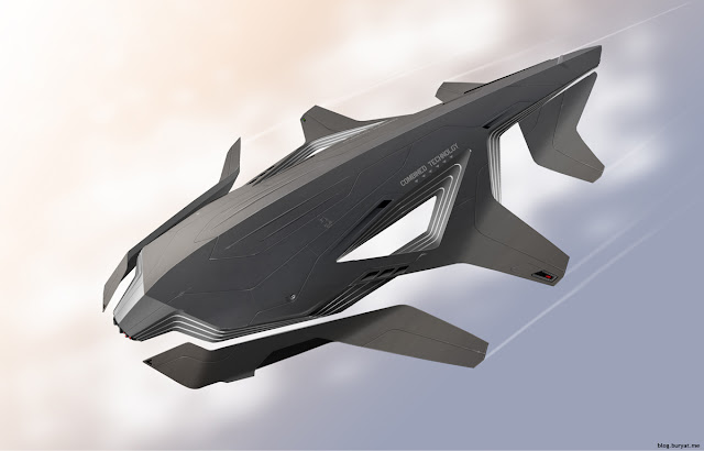 BS Raven hovering stealth device