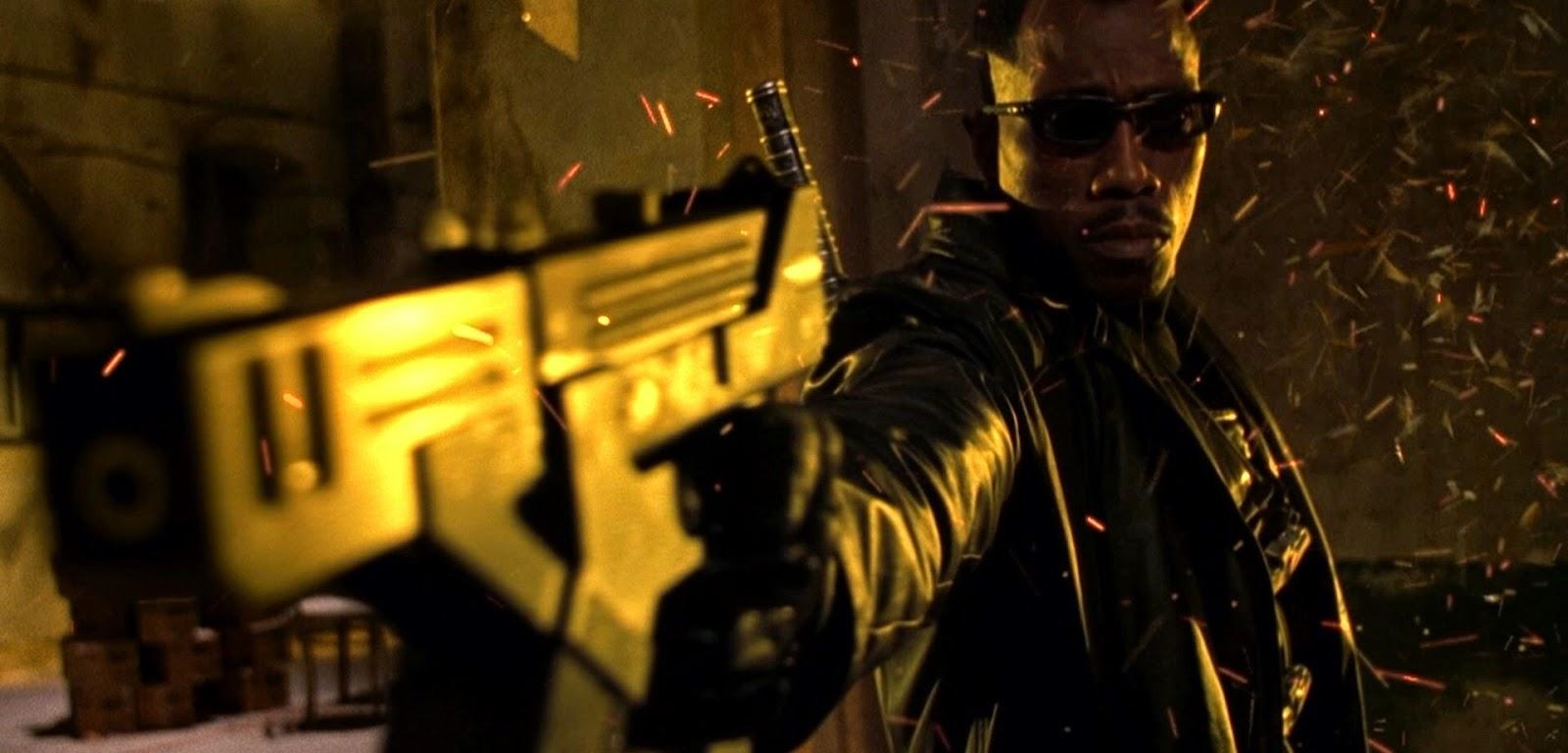 Site afirma que Wesley Snipes está retornando para Blade 4