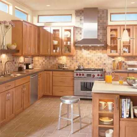 Cabinets for kitchen american kitchen cabinets style for American style kitchen