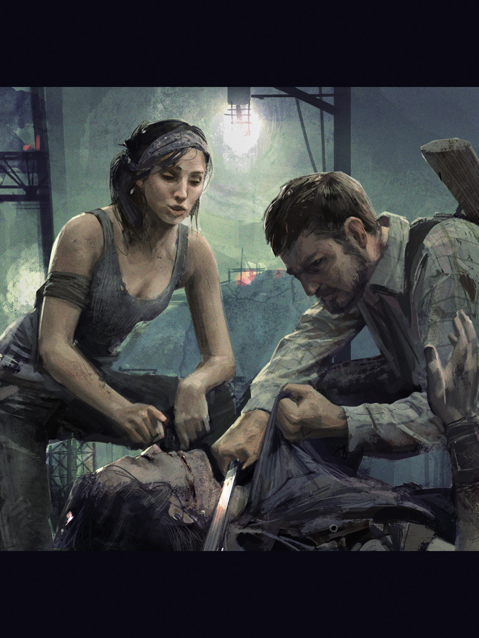 The Last Of Us Chap 1 - Next Chap 2