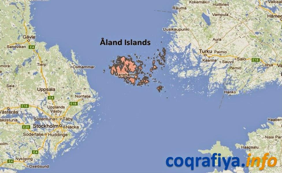 Aland adaları