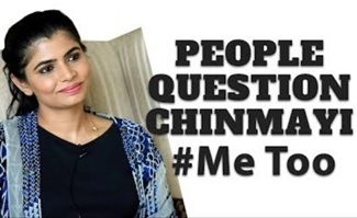 Women are asked to stay quiet: Chinmayi on Vairamuthu and MeToo