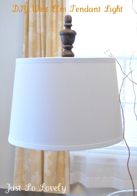 west elm pendant light