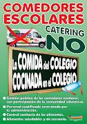 No al catering en los comedores escolares