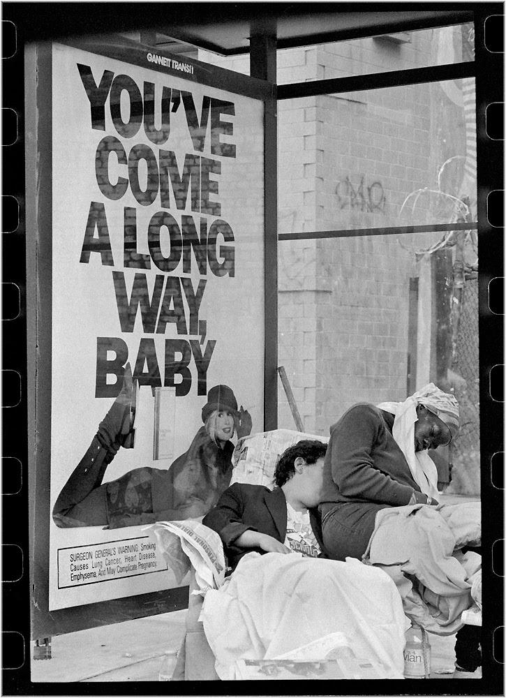 ©Matt Weber. Homeless. NYC Street Photography. Fotografía | Photography