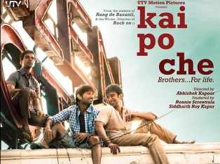 Watch Kai Po Che! (2013) Hindi Movie Online