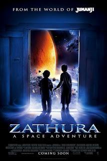 Ver online: Zathura, una aventura espacial (Zathura) 2005