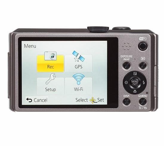 Panasonic Lumix DMC-ZS30, cámara prosumer, HDR,  Creative Control, conectividad Wi-fi, superzoom, pequeña Kamera, cámara digital, nueva cámara, GPS, cámara para las vacaciones, compact camera, new camera