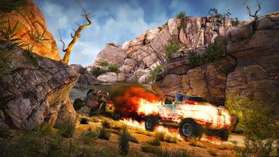 Fireburst PC Game (2)