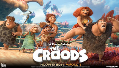 The Croods Banner Poster